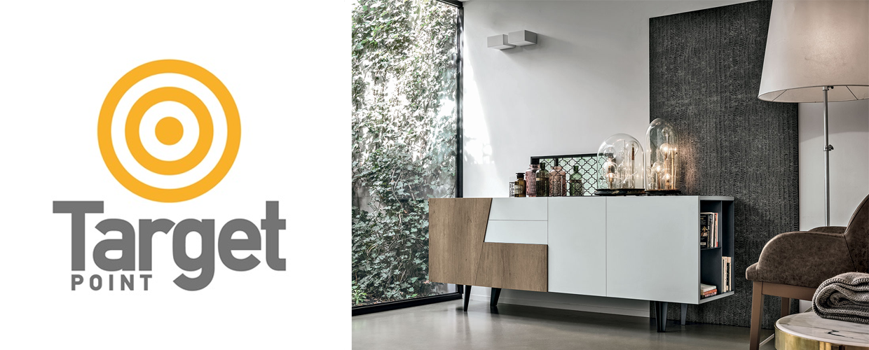 Target Point - Gruppo Inventa Furniture Malta - Made in Italy - Sicily