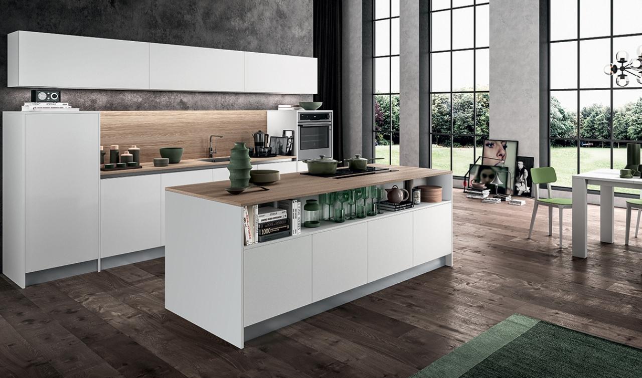 Cucina Cloe - Arredo3 - Gruppo Inventa Arredamento Pozzallo Modica ...