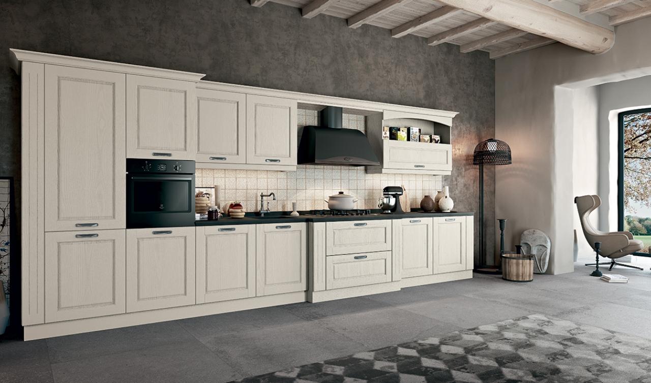 Cucina Asolo - Arredo3 - Gruppo Inventa Arredamento Pozzallo Modica ...