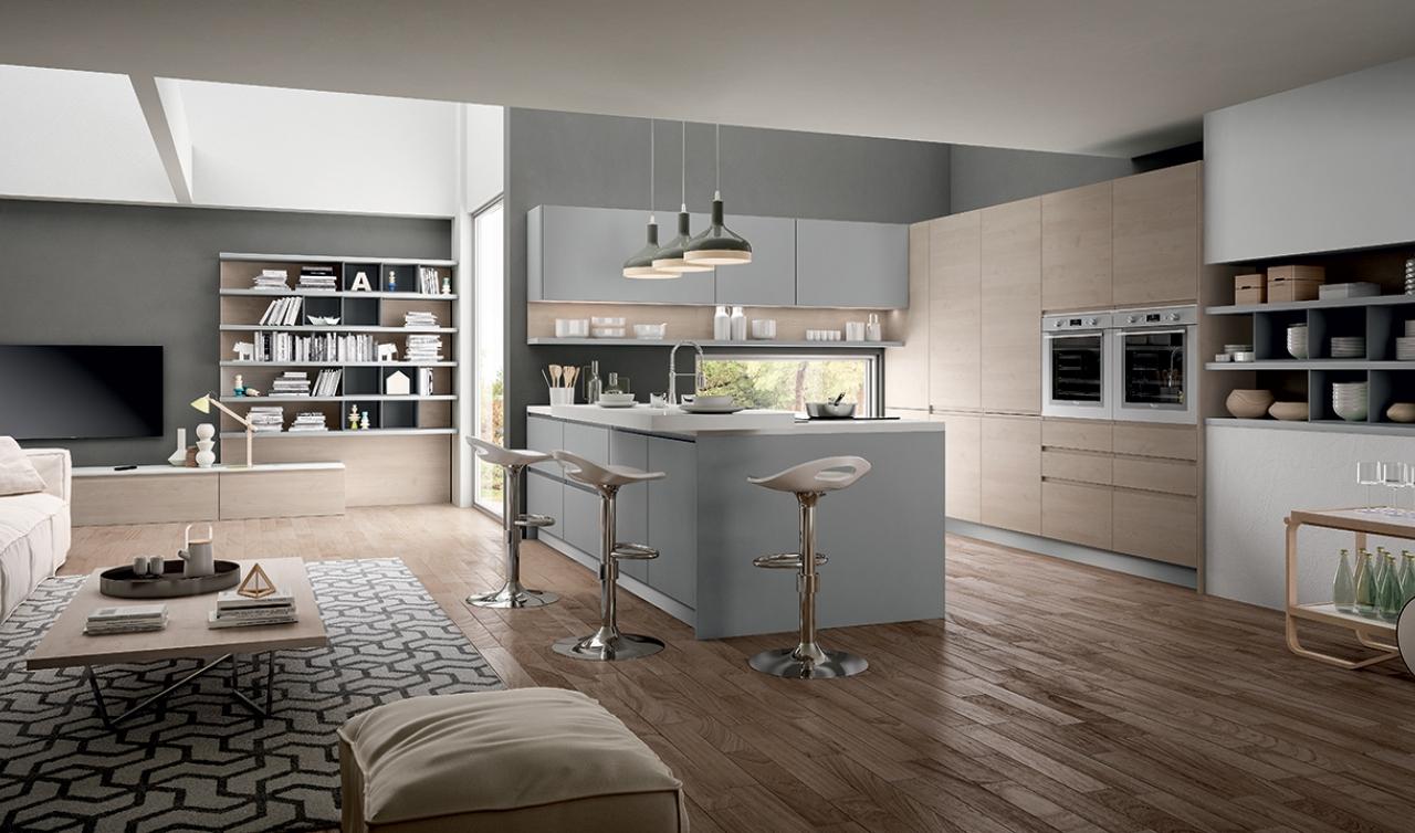 Cucina Wega - Arredo3 - Gruppo Inventa Arredamento Pozzallo Modica ...