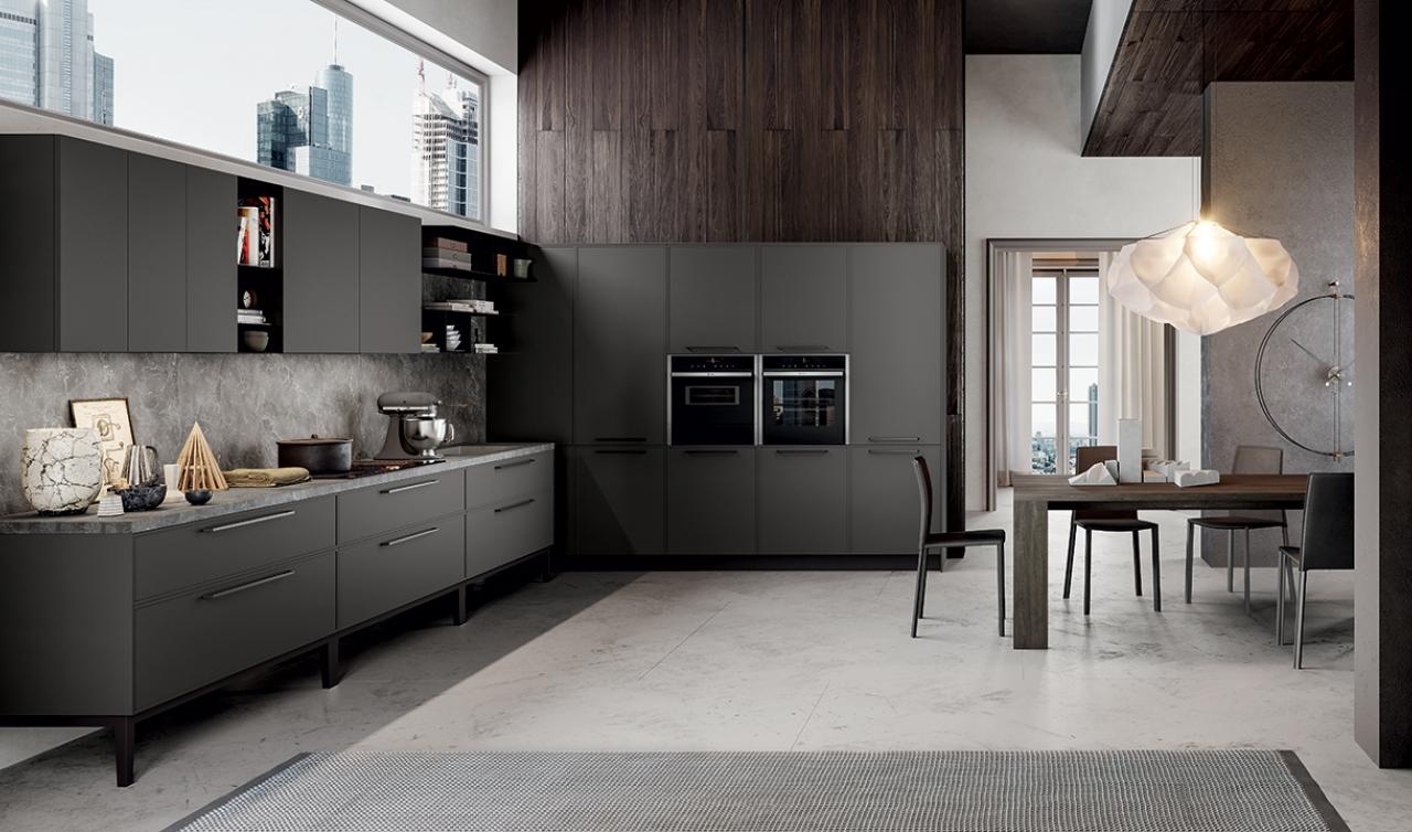 Cucina aria arredo3 gruppo inventa arredamento pozzallo modica ragusa sicilia - La cucina di aria ...