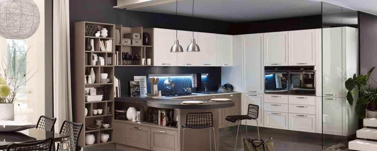 Maxim kitchen stosa gruppo inventa for Mobili fava sora