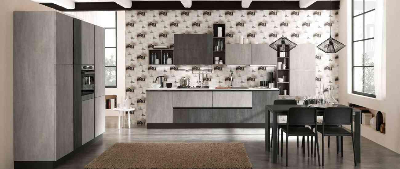 Cucina Zen - Mobilturi - Gruppo Inventa Arredamento Pozzallo Modica ...