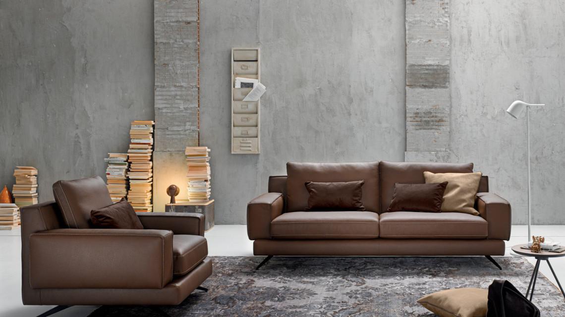 Le Confort Salotti.Kennedy Sofa Le Comfort Gruppo Inventa Furniture Malta