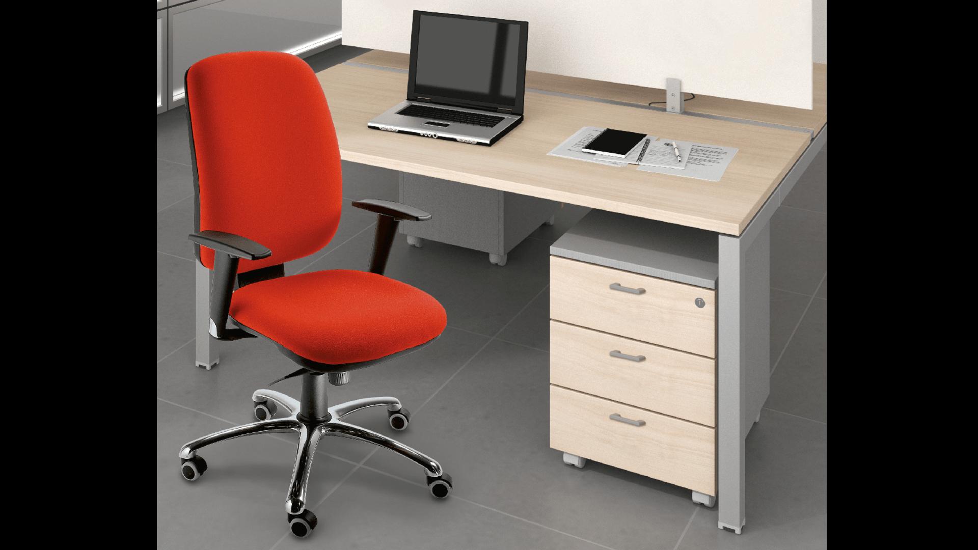 Sedie ufficio las vendita online di mobili per la casa e for Vendita online sedie ufficio