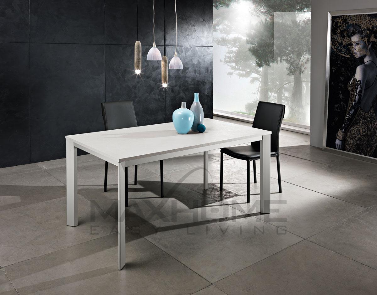 Big Flat Table MaxHome Gruppo Inventa Furniture Malta