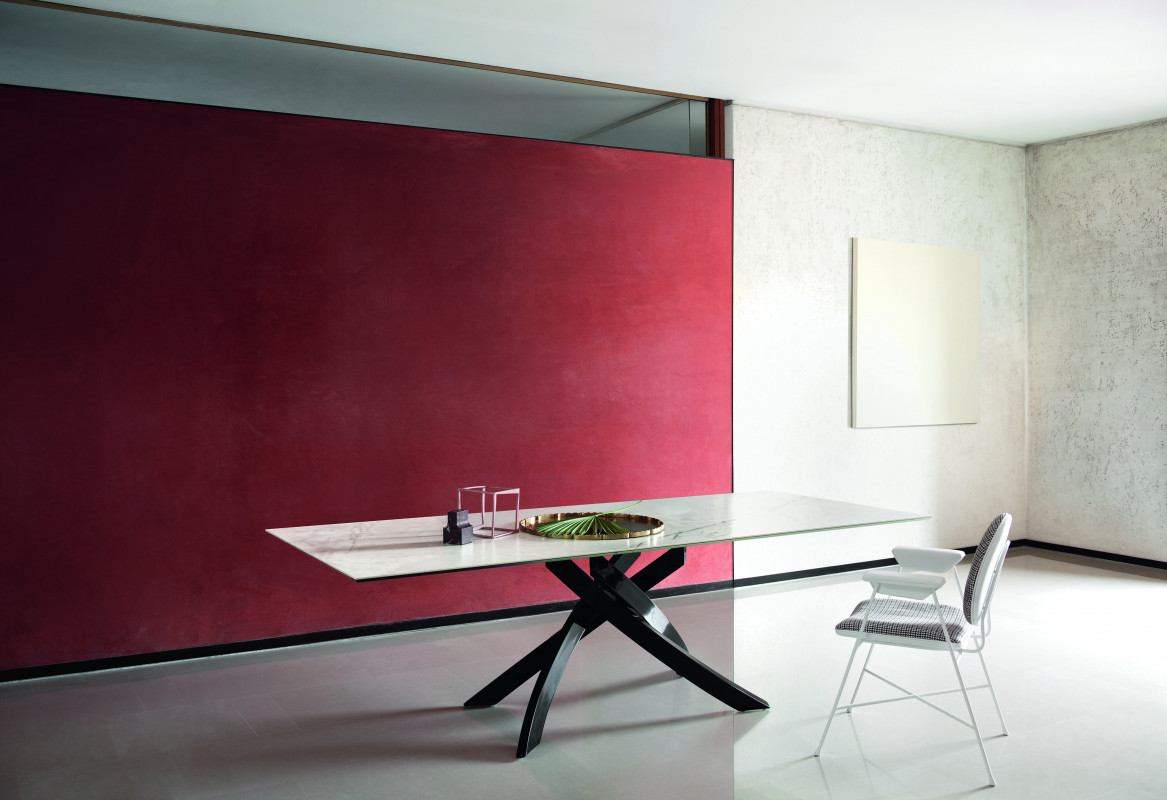 Artistico Table Bontempi Gruppo Inventa Furniture