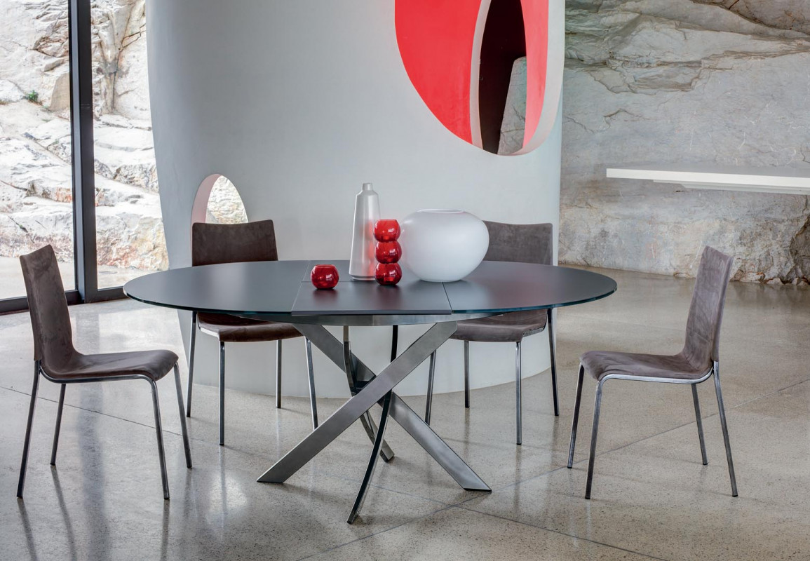 Barone table bontempi gruppo inventa