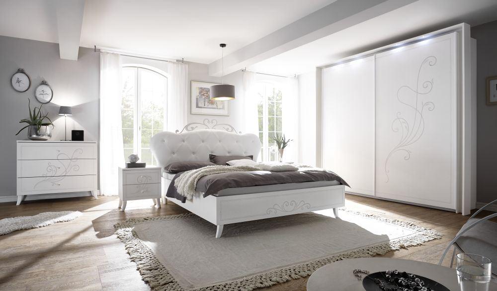 Camera da letto collezione Nivea - LC mobili - Gruppo ...