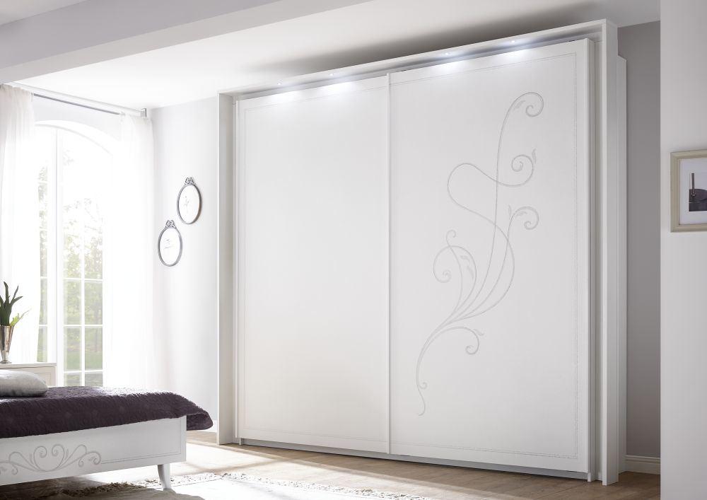 Camera da letto collezione nivea lc mobili gruppo inventa - Lc spa mobili ...