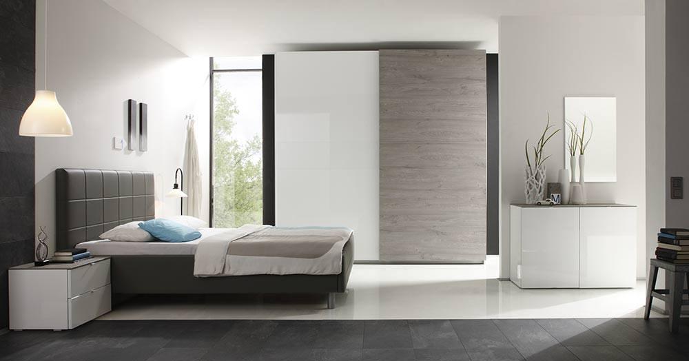 Camera da letto collezione tambura lc mobili gruppo inventa - Lc spa mobili ...