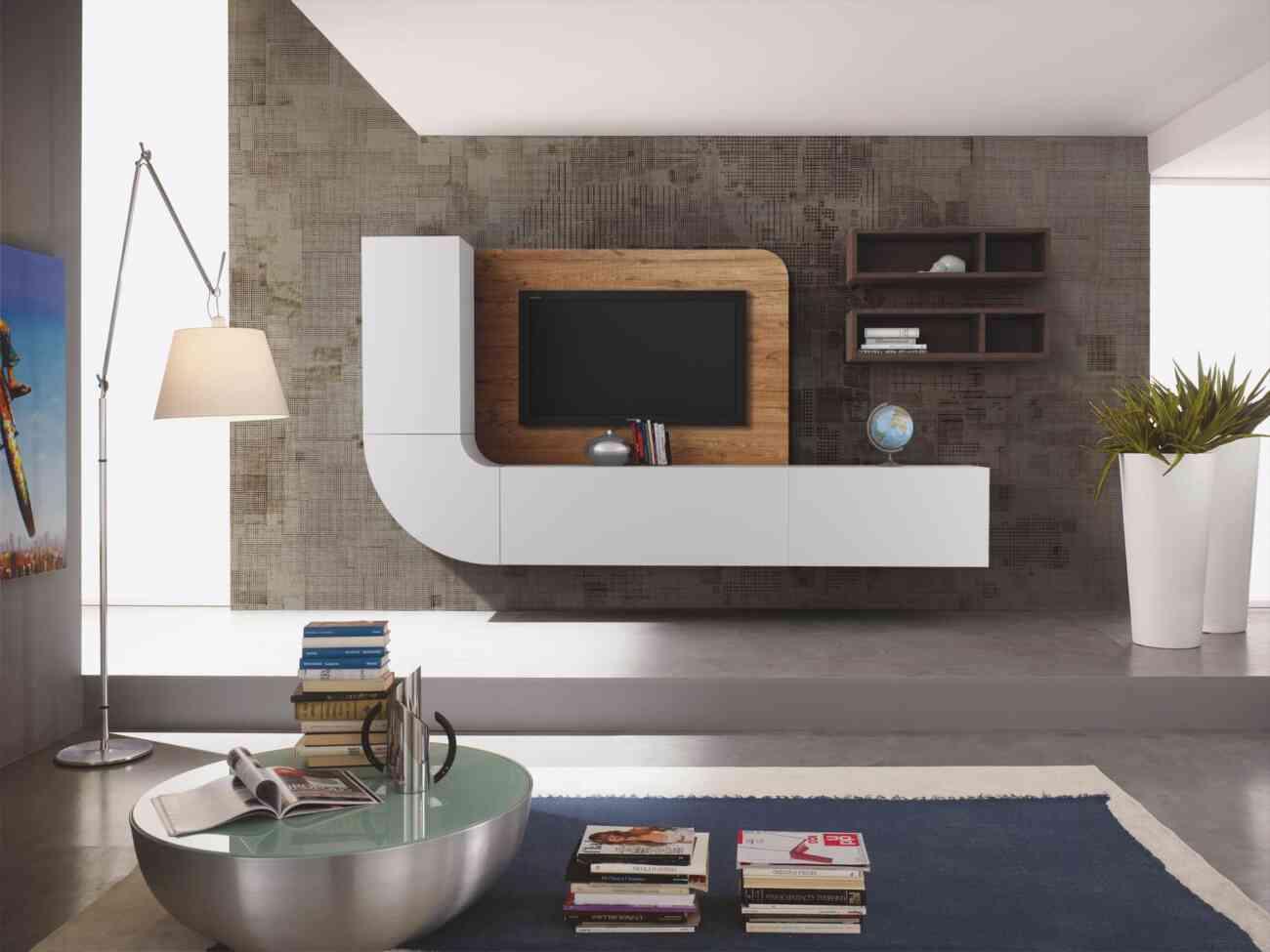 Sistemi giorno velvet artigian mobili gruppo inventa for Mobili particolari moderni
