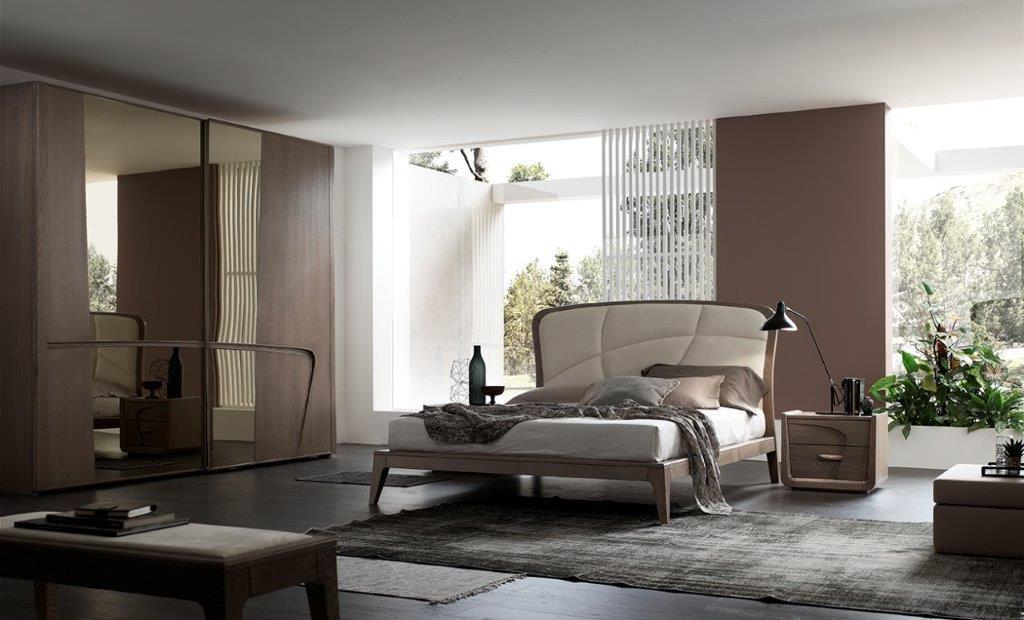 Collezione desi fasolin gruppo inventa arredamento for Arredamento camere da letto matrimoniali moderne