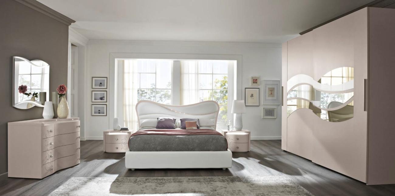 Camera da letto C82 Prestige - Spar - Gruppo Inventa ...