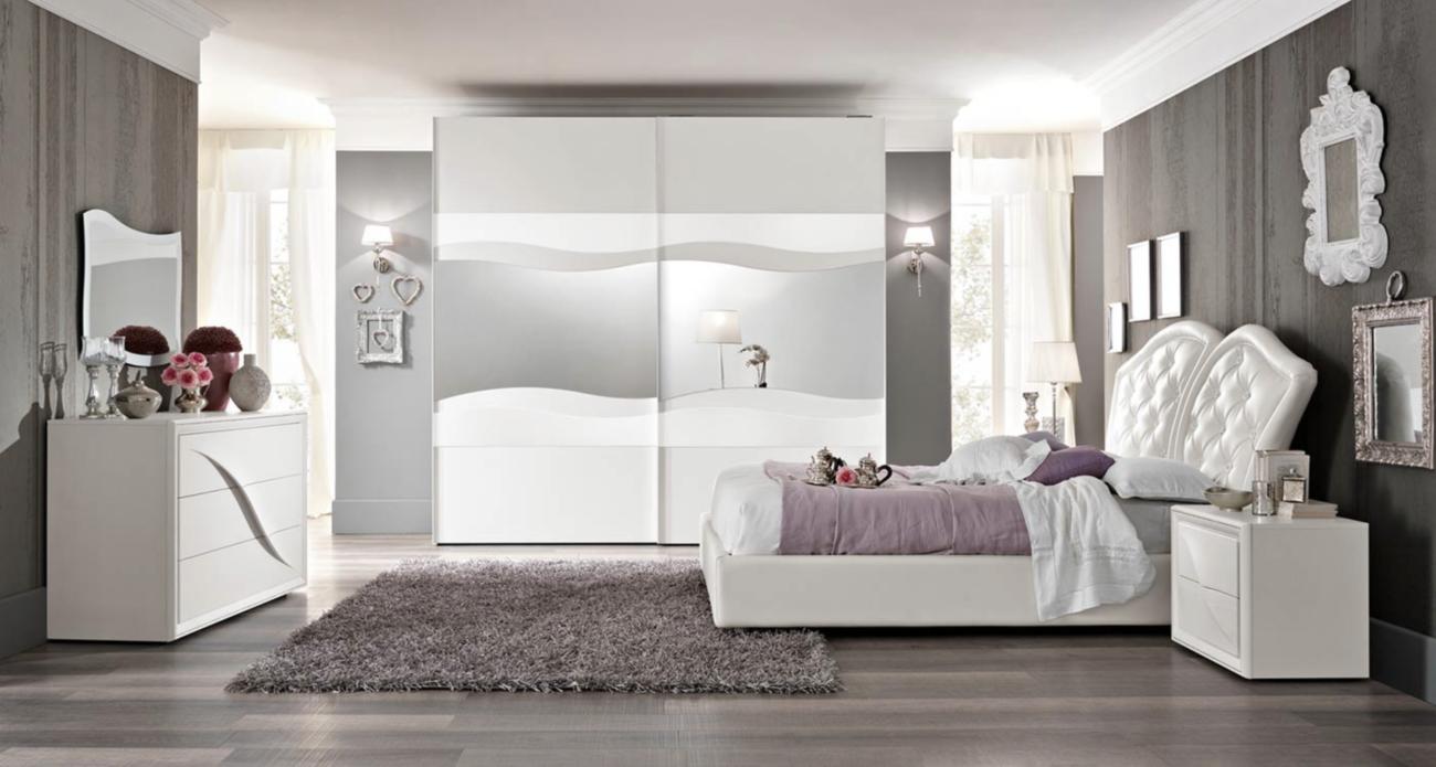 Camera da letto C84 Prestige – Spar – Gruppo Inventa