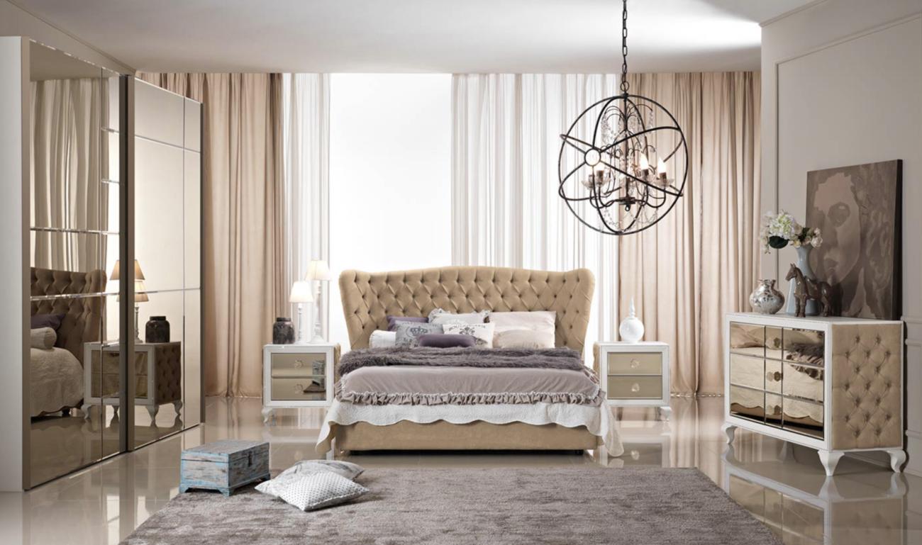 Camera da letto C87 Prestige - Spar - Gruppo Inventa ...