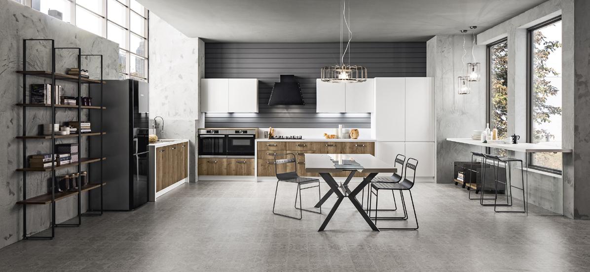Cucina Iside - Regina - Arrex - Gruppo Inventa Arredamento ...