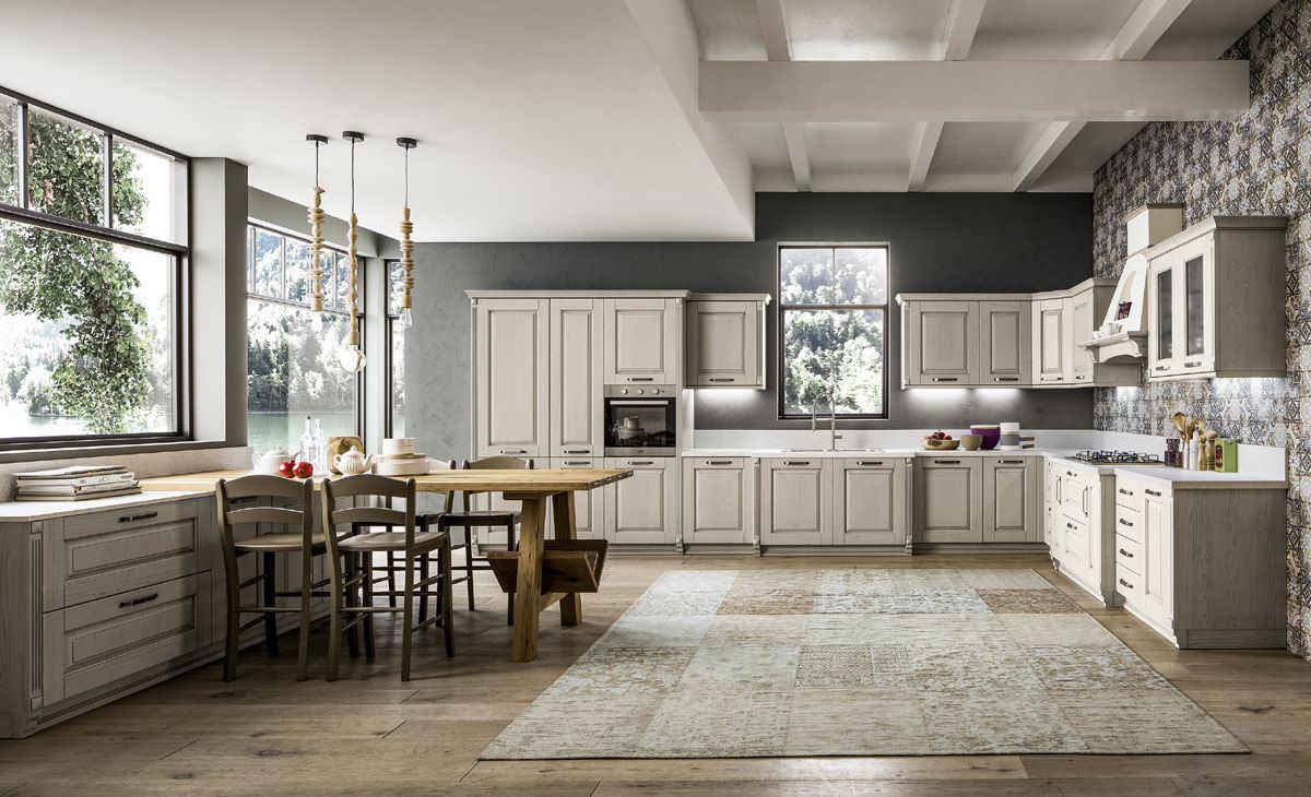Cucina Nora - Arrex - Gruppo Inventa Arredamento Pozzallo ...