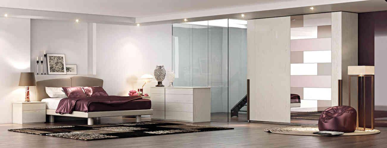 Armadio due ante scorrevoli mod rialto specchio mosaico for Mobili fazzini catalogo