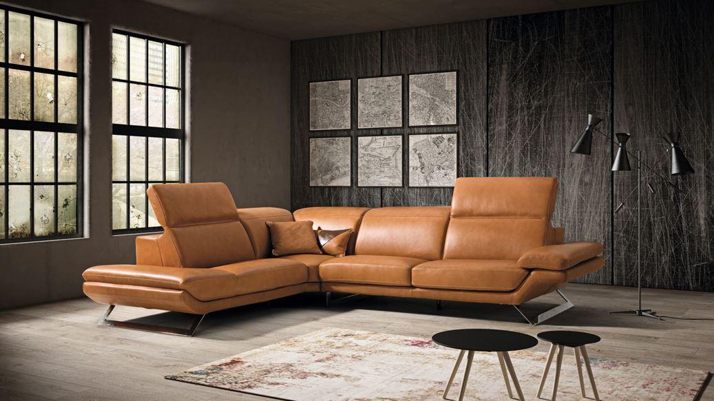 Divano In Pelle Made In Italy.Stratos Sofa Delta Salotti Gruppo Inventa Furniture Malta