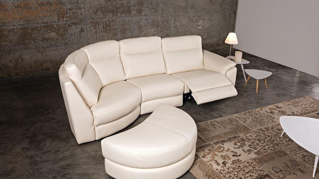 Divani Moderni Semicircolari.Divani Moderni Linea Relax Tropea Nit 23752 Gruppo Inventa