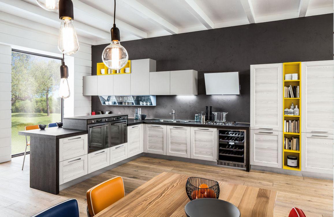 Cucina Fiorella - Arrex - Gruppo Inventa Arredamento ...