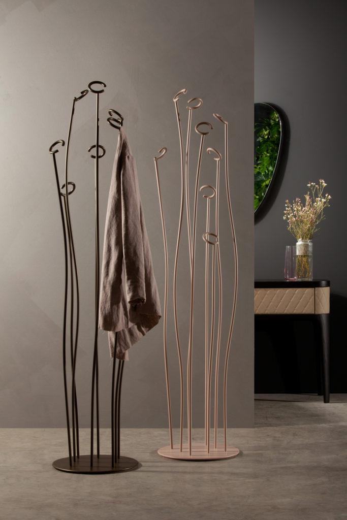 Alga coathangers tonin casa gruppo inventa furniture malta made in italy sicily - Appendiabiti a parete moderni ...