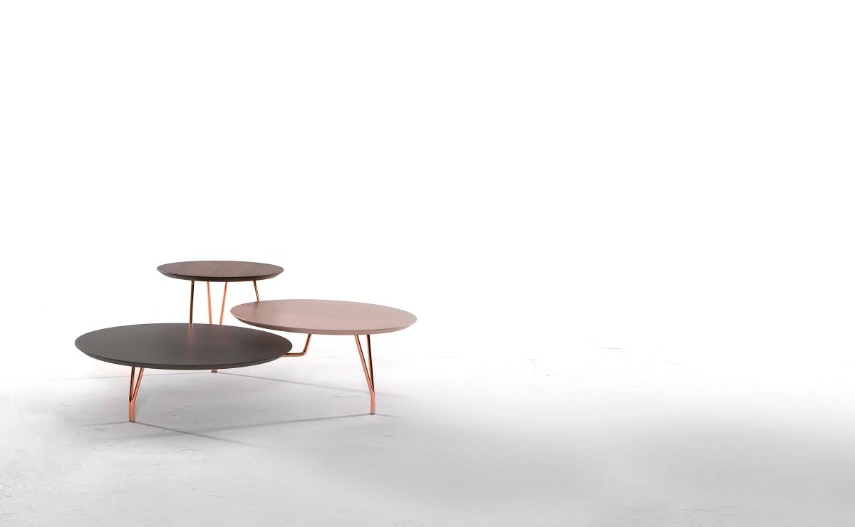 Log side table - Tonin Casa - Gruppo Inventa Furniture Malta - Made ...