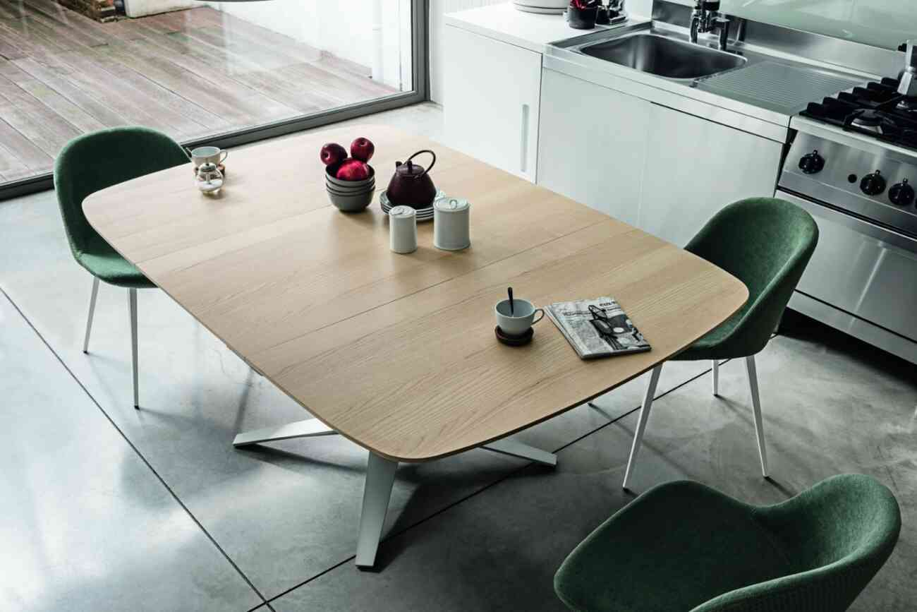 611beef74 Link Extendable Table - Midj - Gruppo Inventa Furniture Malta - Made ...