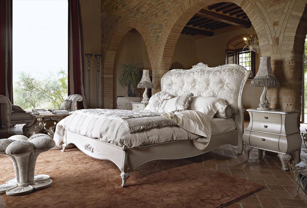 Camera da letto classica Sobrietà d\'autore – Volpi – Gruppo Inventa