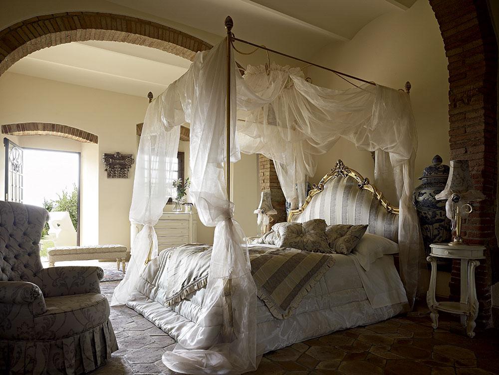 Outspoken style classic bedroom volpi gruppo inventa for Arredamento volpi