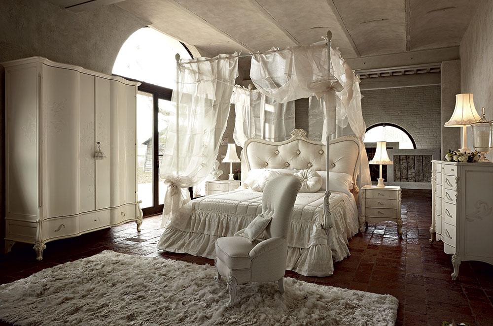 Camera da letto classica La forza della tradizione - Volpi ...