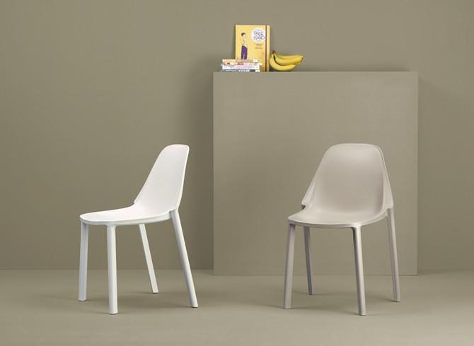 Sedia Più Scab Design Gruppo Inventa Arredamento