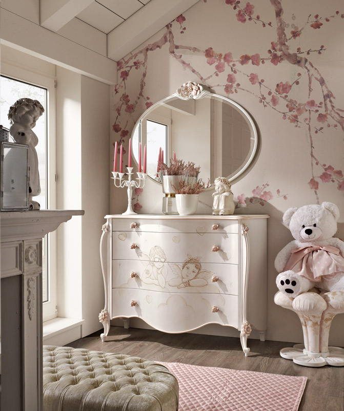 Carmen classic bedroom volpi gruppo inventa furniture for Arredamento volpi