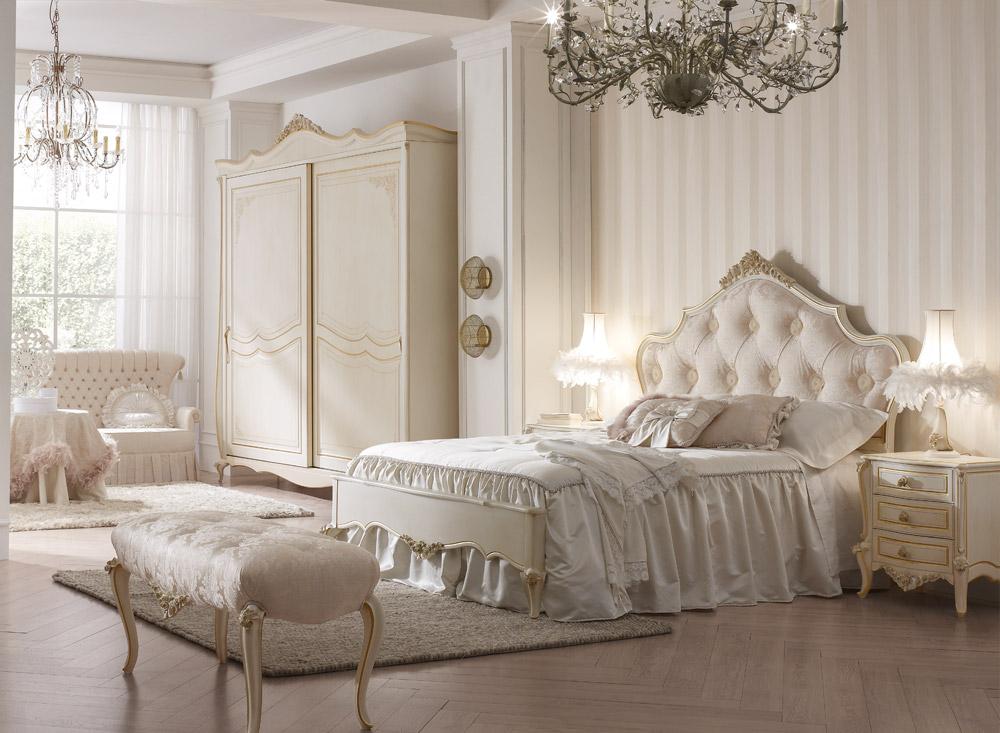 Camera da letto classica Michelangelo Collezione Emporio ...