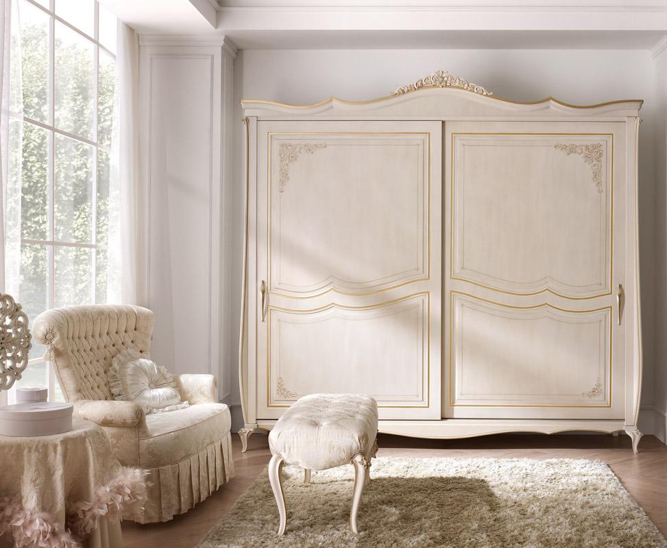 Camera da letto classica michelangelo collezione emporio for Arredamento volpi