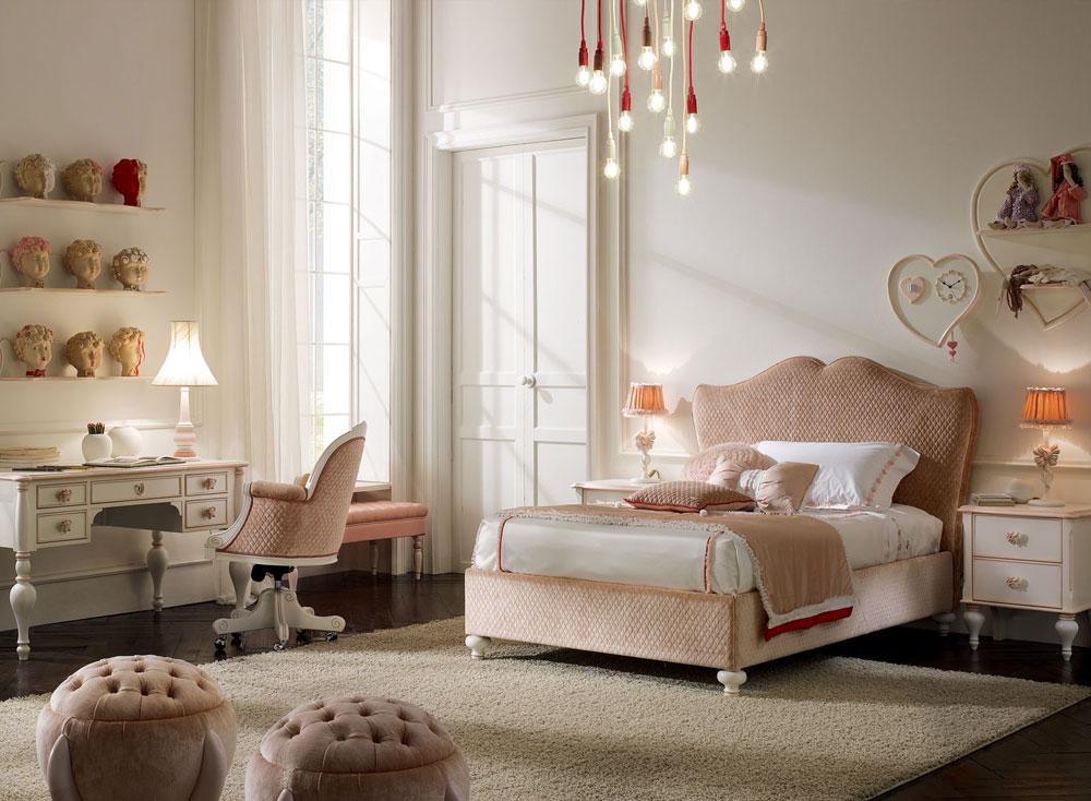 Princess stories classic bedroom volpi gruppo inventa for Arredamento volpi