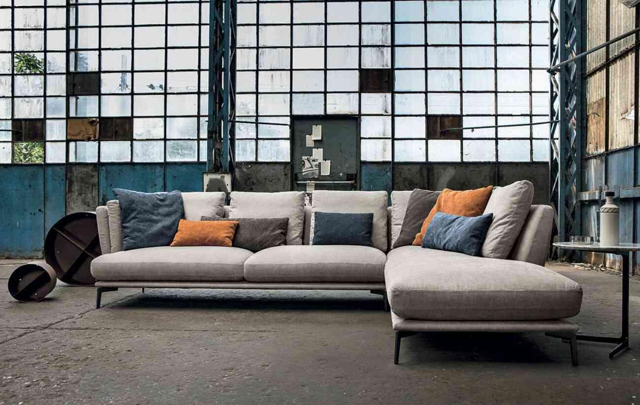 Tortona Sofa - MaxDivani - Gruppo Inventa Furniture Malta - Made in ...