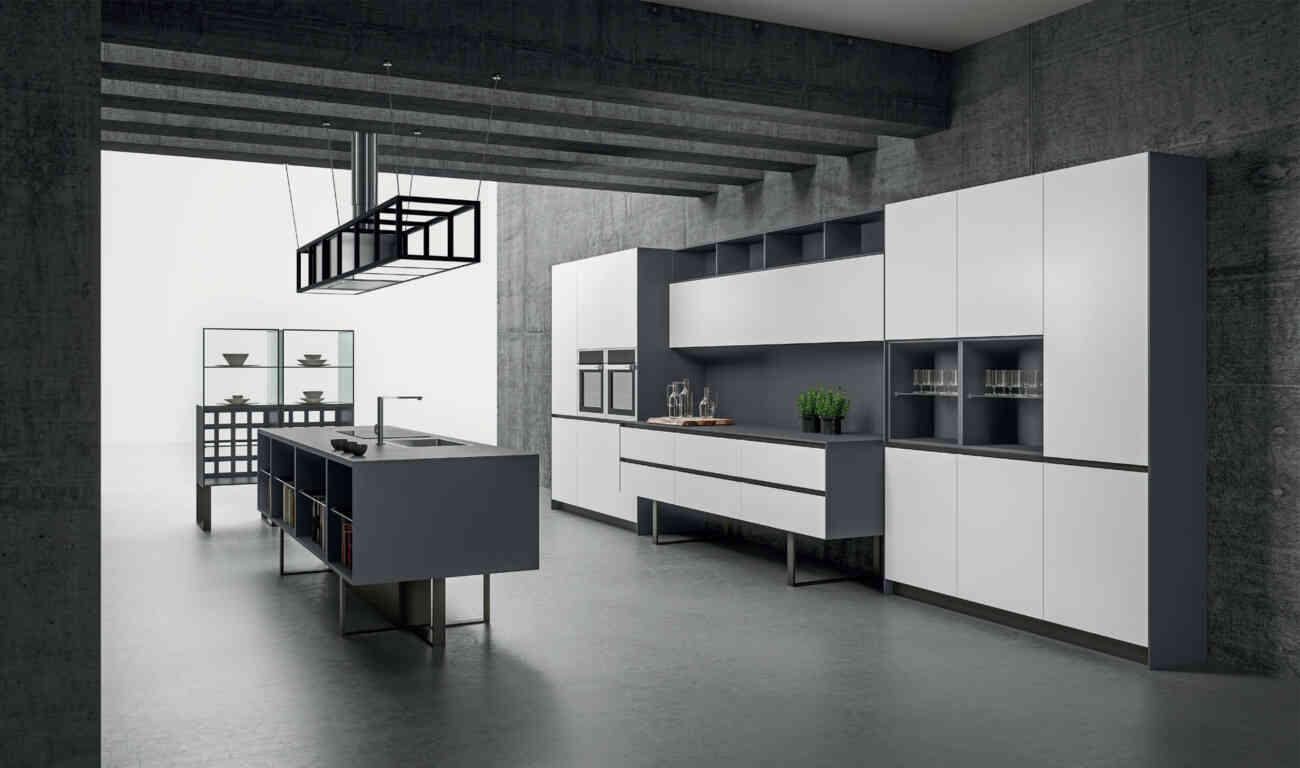 Cucina Sipario - Aran Cucine - Gruppo Inventa Arredamento Pozzallo ...
