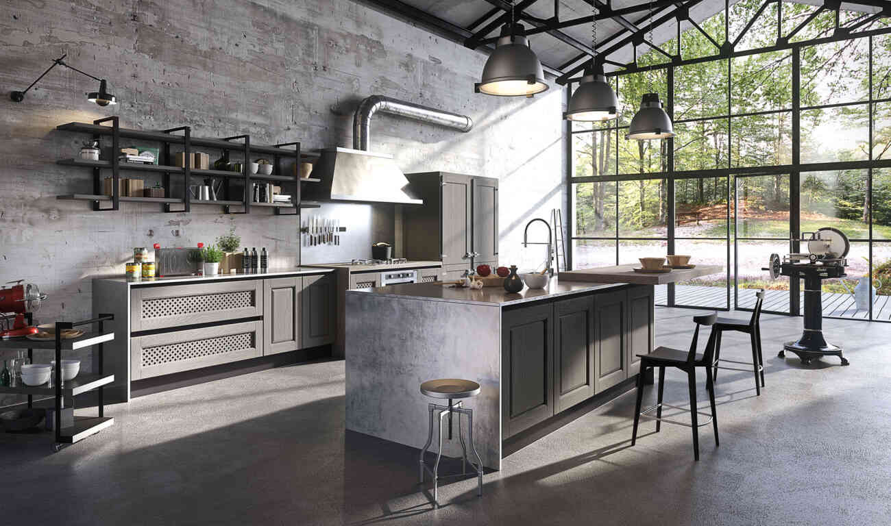 Bellagio Kitchen Aran Cucine Gruppo Inventa Furniture