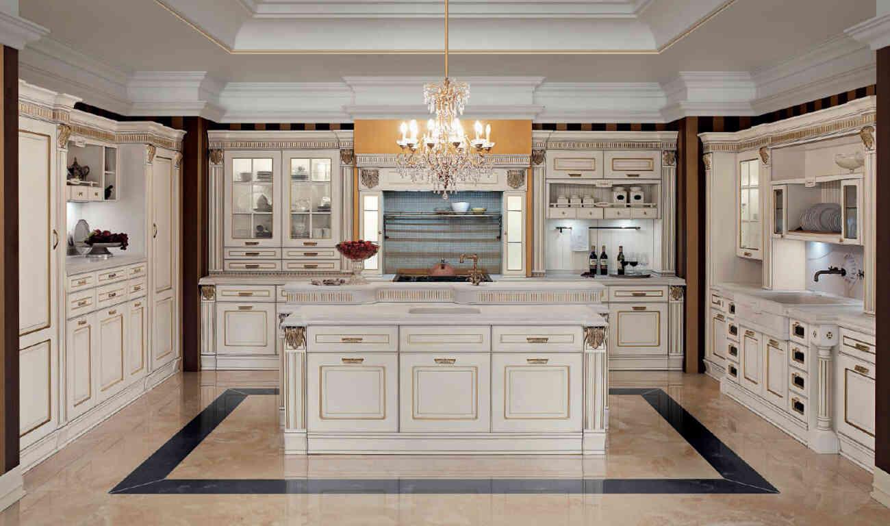 Cucina Imperial - Aran Cucine - Gruppo Inventa Arredamento Pozzallo ...