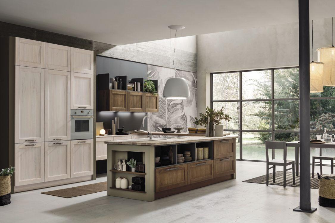 Cucina Eva (Moderna) - Arrex - Gruppo Inventa Arredamento Pozzallo ...