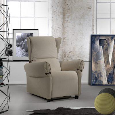 Il Benessere Poltrone Relax.Poltrona Relax Lift Tiffany Il Benessere Gruppo Inventa