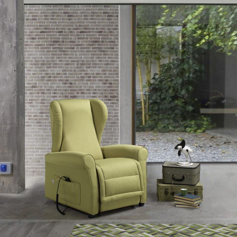 Il Benessere Poltrone Relax.Poltrona Relax Lift Sofa Il Benessere Gruppo Inventa