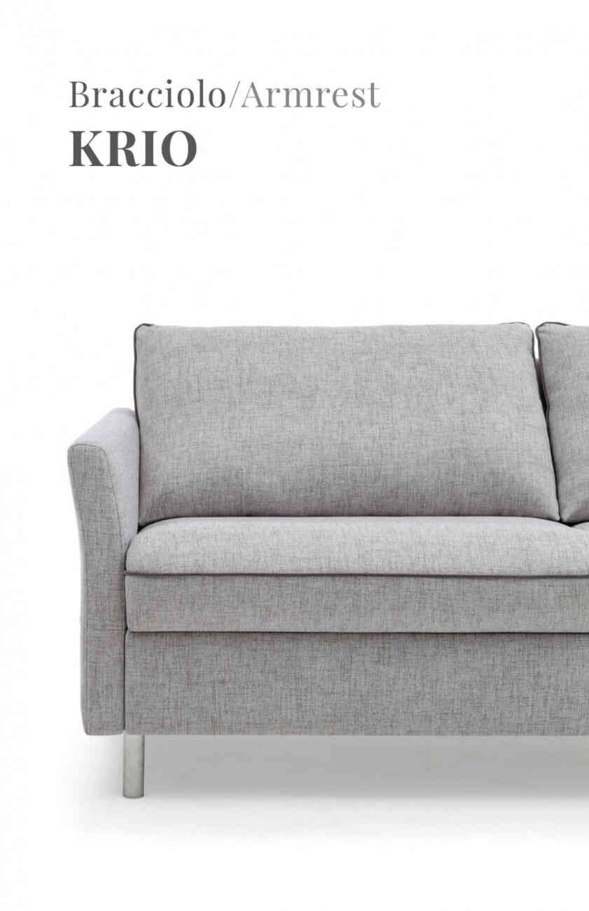 Divano Letto Larghezza 200 Cm.Divano Letto Bali Le Comfort Gruppo Inventa Arredamento