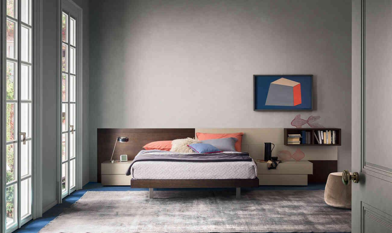 Alf Group Camere Da Letto.Letto Suite System Alf Da Fre Gruppo Inventa Arredamento