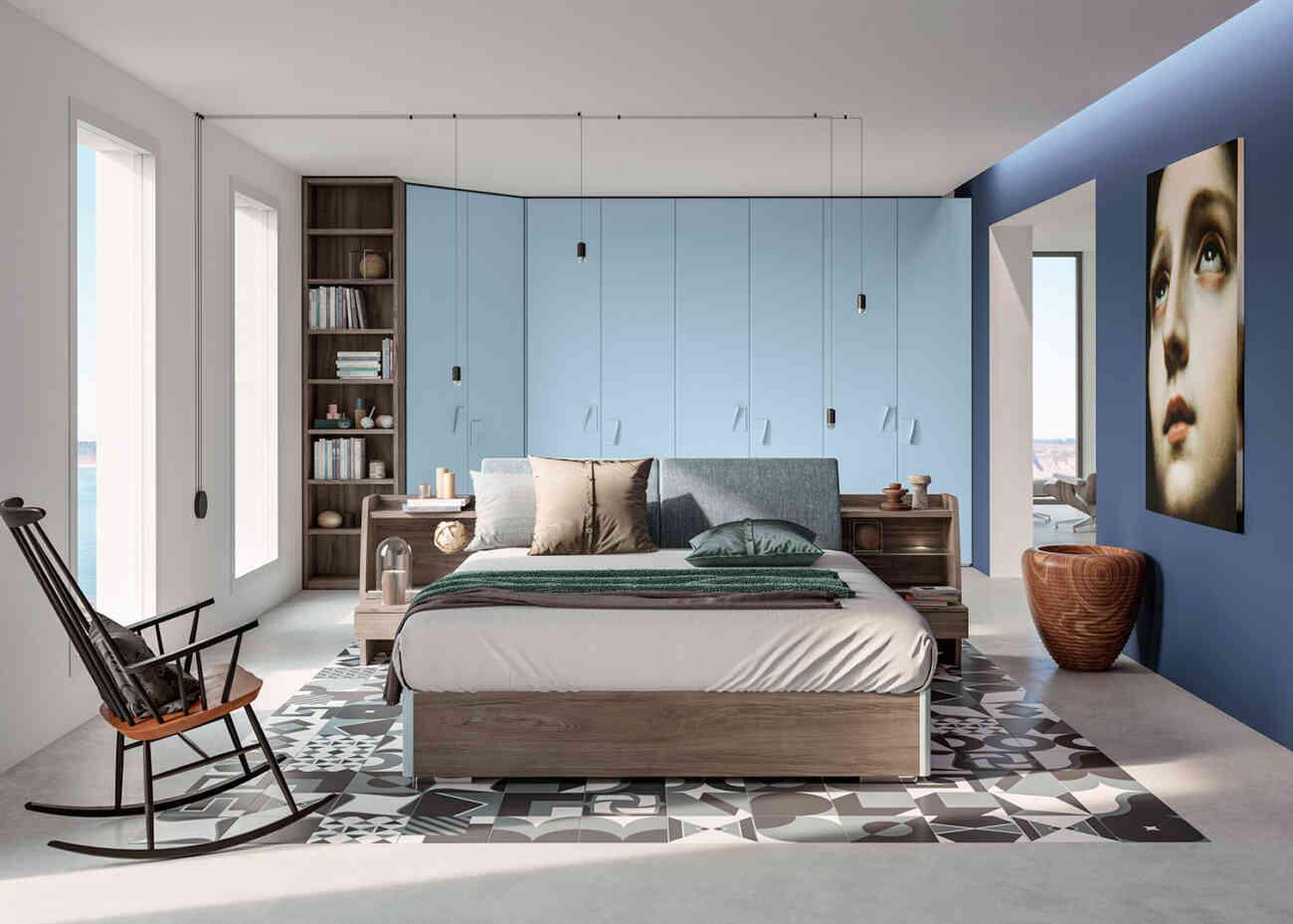 Camera da letto 11 - Giessegi - Gruppo Inventa Arredamento ...
