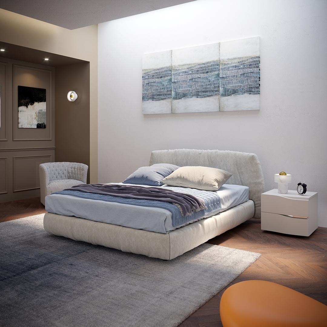 Camera da letto 12 - Giessegi - Gruppo Inventa Arredamento Pozzallo ...