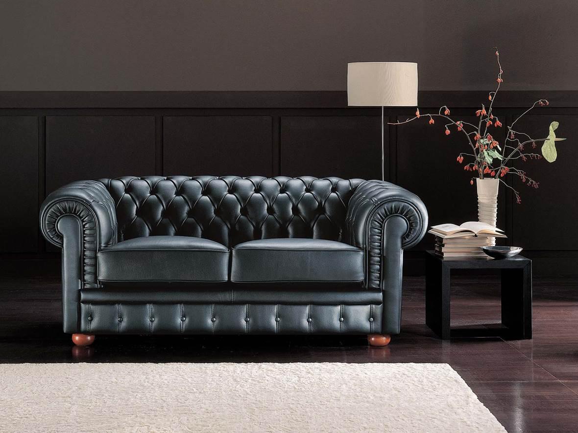 Divano In Pelle Made In Italy.Chester Sofa Delta Salotti Gruppo Inventa Furniture Malta
